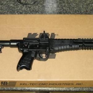 Kel-Tec Sub2000 blk 9mm (glk 19 mag)