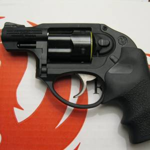 Ruger LCR black 5401, 38sp